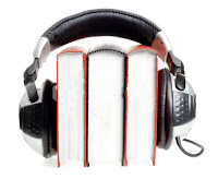 This is a picture of audio books that expressed my concept on reading comprehension