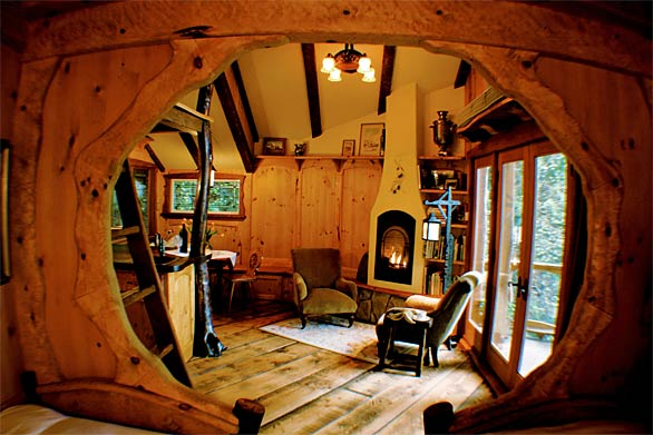 treehouse masters tree houses inside