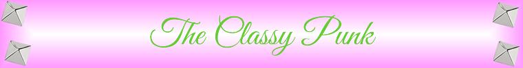 The Classy Punk