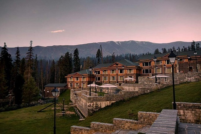 The Khyber is a resort at par with the best in the world.