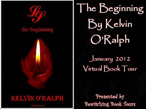 {Character Interview} Author Kelvin O'Ralph