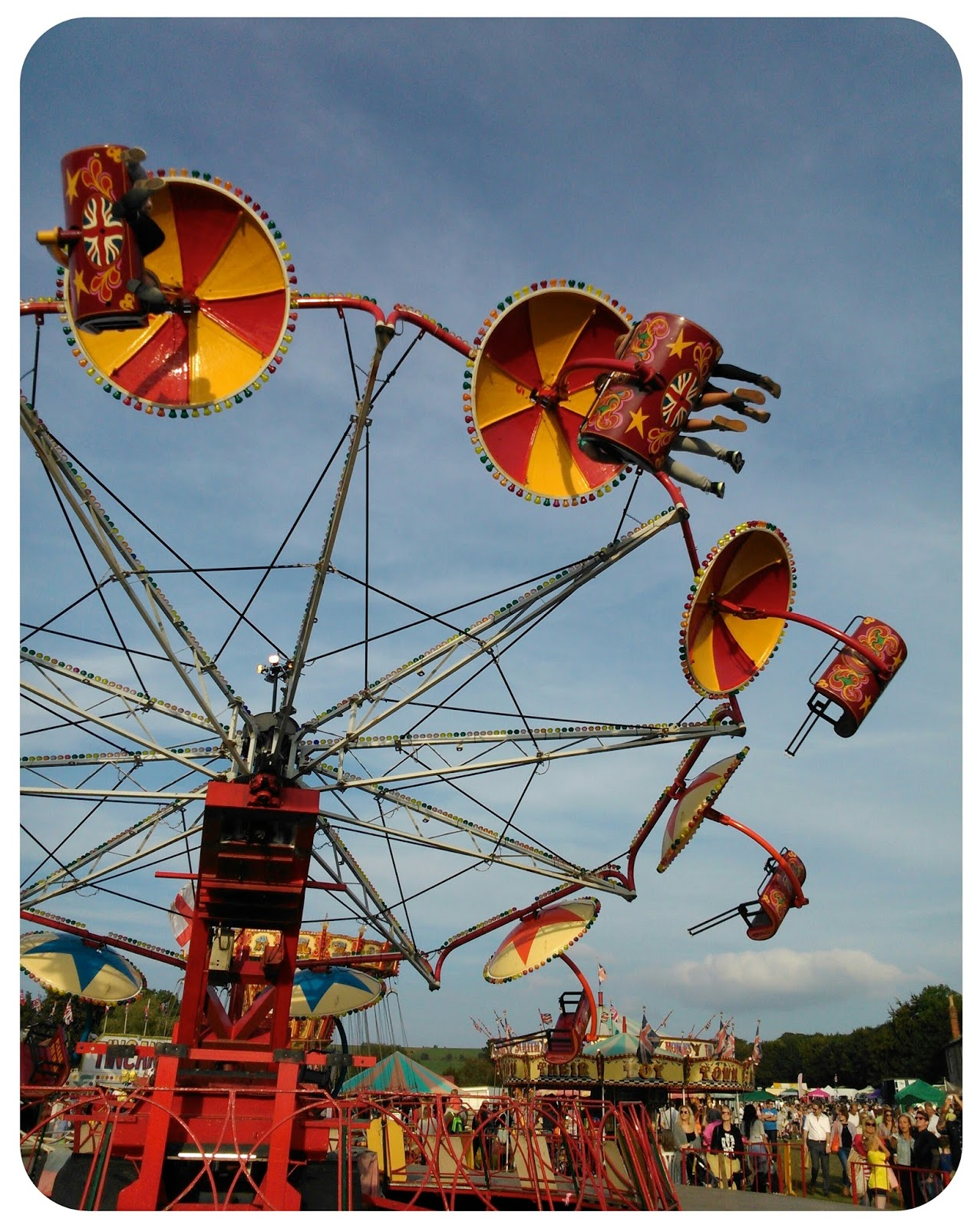 Harris Traditional Funfair