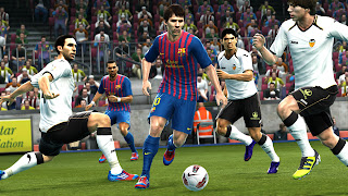 Update PES 2013 Terbaru ( PES edit Patch 2.7)