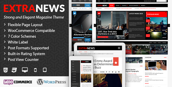 Premium WordPress Theme Free