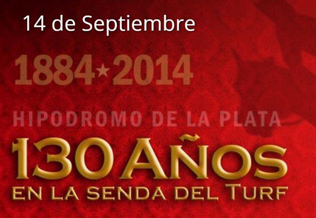 130 Aniversario Hipódromo La Plata