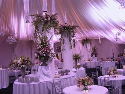 stage wedding decoration Diposkan oleh admin di 1005