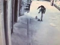 Sadis, Pria Siksa Bocah Dua Tahun Secara Brutal