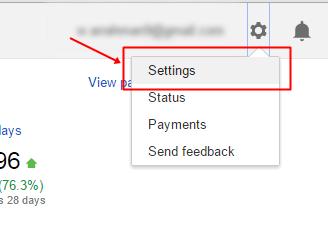 Cara Upgrade Akun Google Adsense