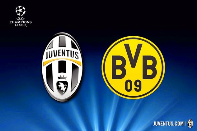 Juventus vs Borussia Dortmund Live Streaming