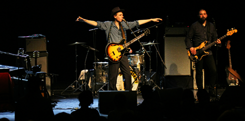 joel plaskett esplanade concert medicine hat alberta
