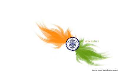 Vande Mataram - Free HD Wallpapers