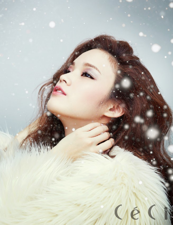 Han Eu Tteum - Ceci Magazine January Issue 2014