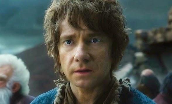 Hobbit, enano, habla castellano