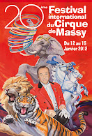 Festival du cirque de Massy.