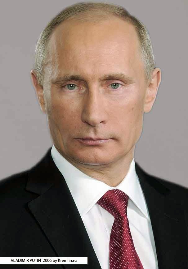 Vladimir Putin 2006