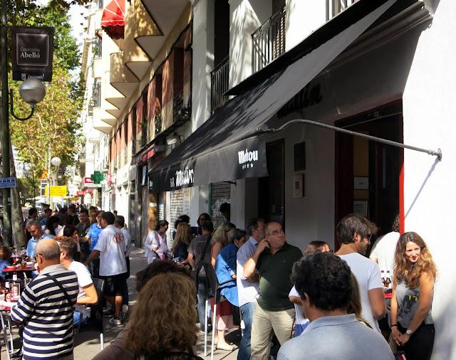Terraza, Bar Martín