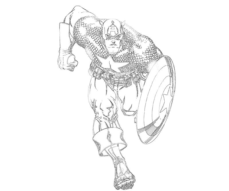 printable-marvel-ultimate-alliance-2-captain-america-abilities-coloring-pages