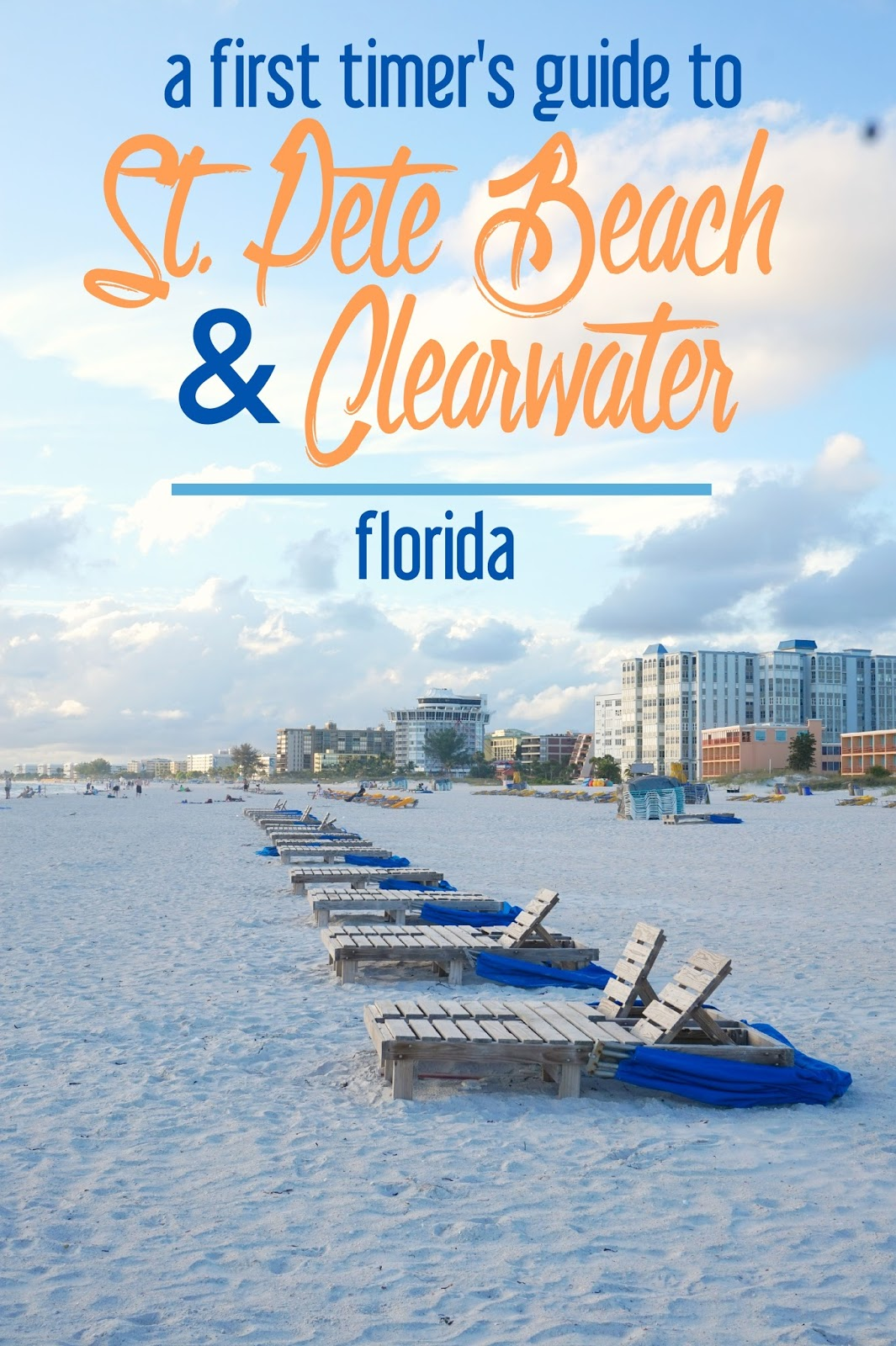 A First-Timer's Guide to St. Pete Beach, Florida: Where to Visit, Eat, Shop, and Sleep