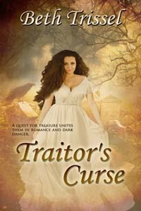 GHOSTLY HISTORICAL ROMANCE--SEQUEL TO TRAITOR'S LEGACY