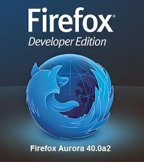 FIREFOX DEVELOPER EDITION 40.0a2
