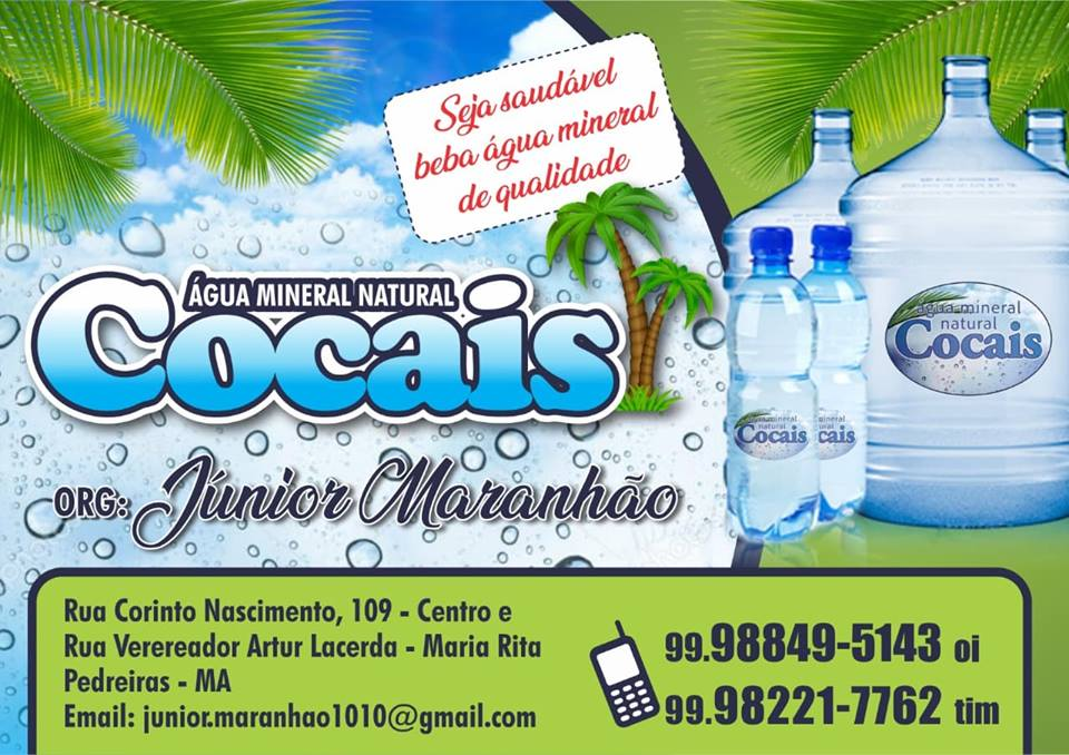 Água Mineral Natural Cocais
