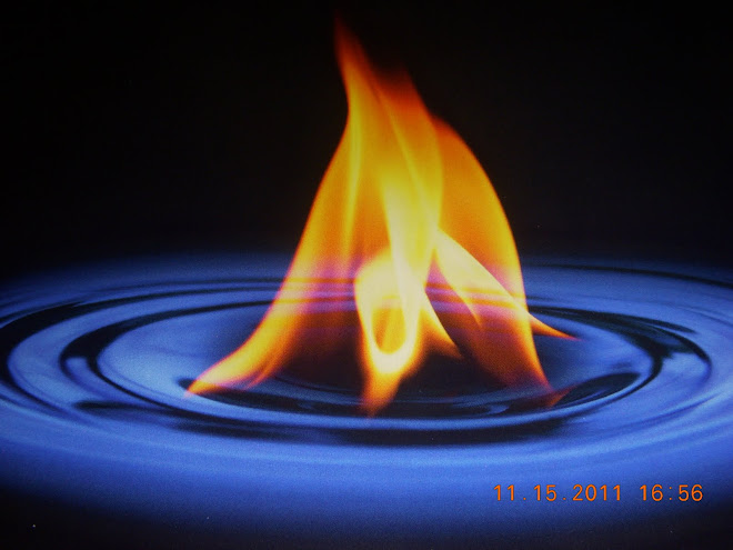 (()) The Sacred Wisdom of Fire and Water (())