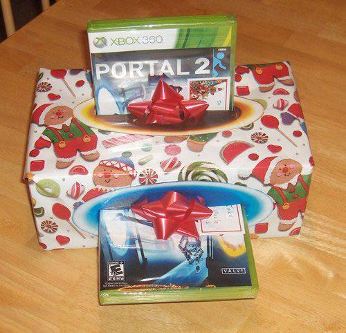 portal gift xmas
