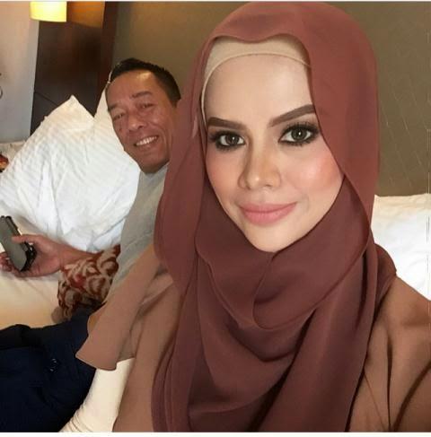 Alyah Kata Dia Tidak Sebut Suaminya Kahwin Perempuan Itu!, info, terkin, hiburan, sensasi, gossip, kontroversi rumahtangga alyah, Ramli MS