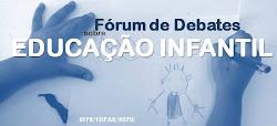 I Fórum de Debates/2013
