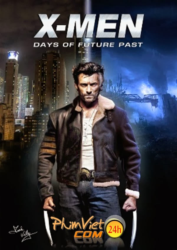 xem phim Dị Nhân 6: Ngày Cũ Của Tương Lai - X Men 6: Days of Future Past 2014 full hd vietsub online poster