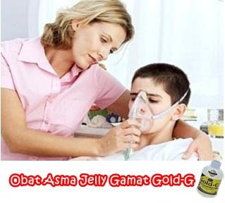Obat Asma Jelly Gamat Gold-G