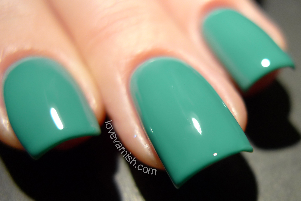 Cirque Colors Metropolis Lady Liberty