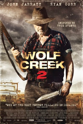 Wolf Creek 2  BRRip AVI + RMVB Legendado