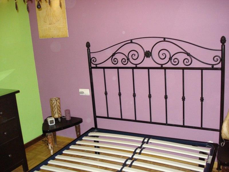 Cabeceros y estructuras de cama en forja - Estructuras de camas ...