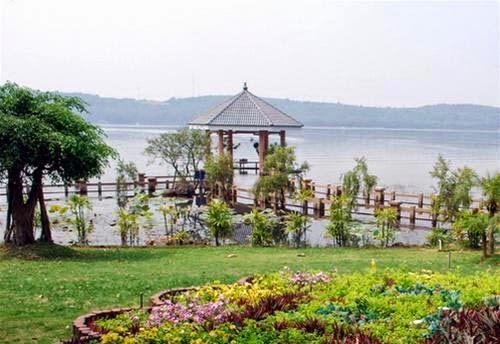 Cho thuê xe đi Hồ Đại Lải - Vĩnh Phúc 1