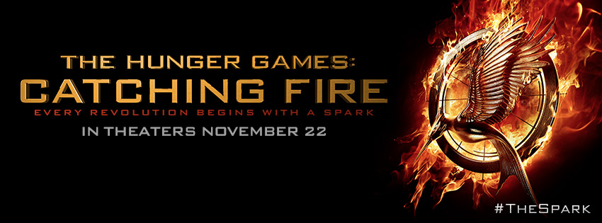 Hunger Games and Catching Fire Facebook (FB) Covers