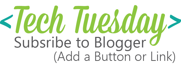 how to add subscribe button on blogger