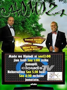 Chomoza Gospel Tv Show Clouds Tv