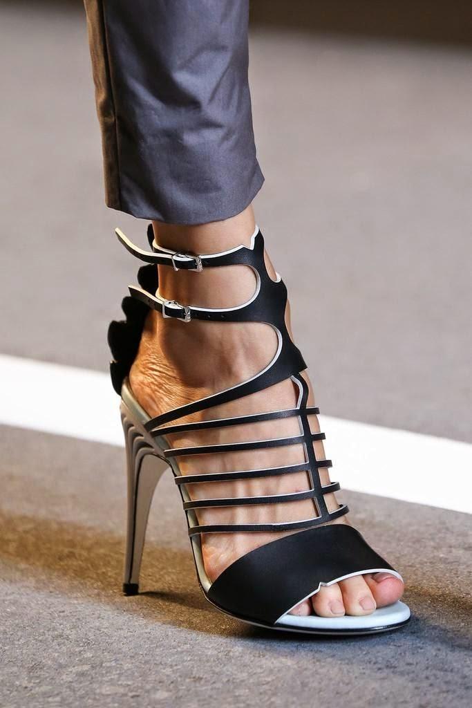 Gladiadoras  - Sapatos tendência primavera-verão 2015