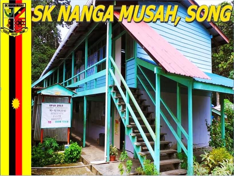 Sekolah Kebangsaan Nanga Musah , Song