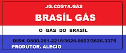 JG COSTA  GÁS BRASIL GÁS