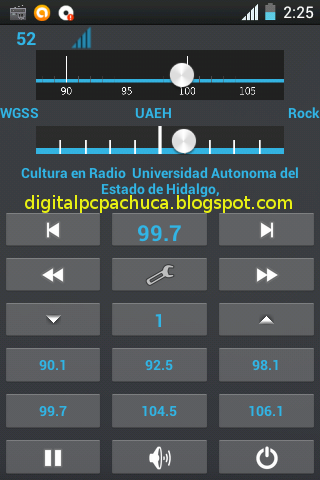 app spirit fm ul radio fm offline sin internet
