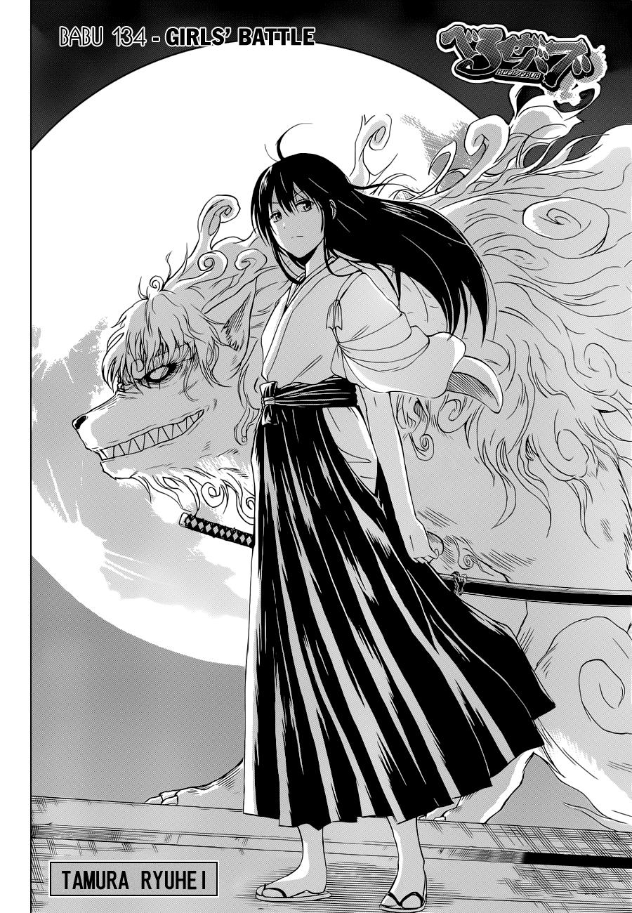 Vua Quỷ - Beelzebub tap 134 - 3