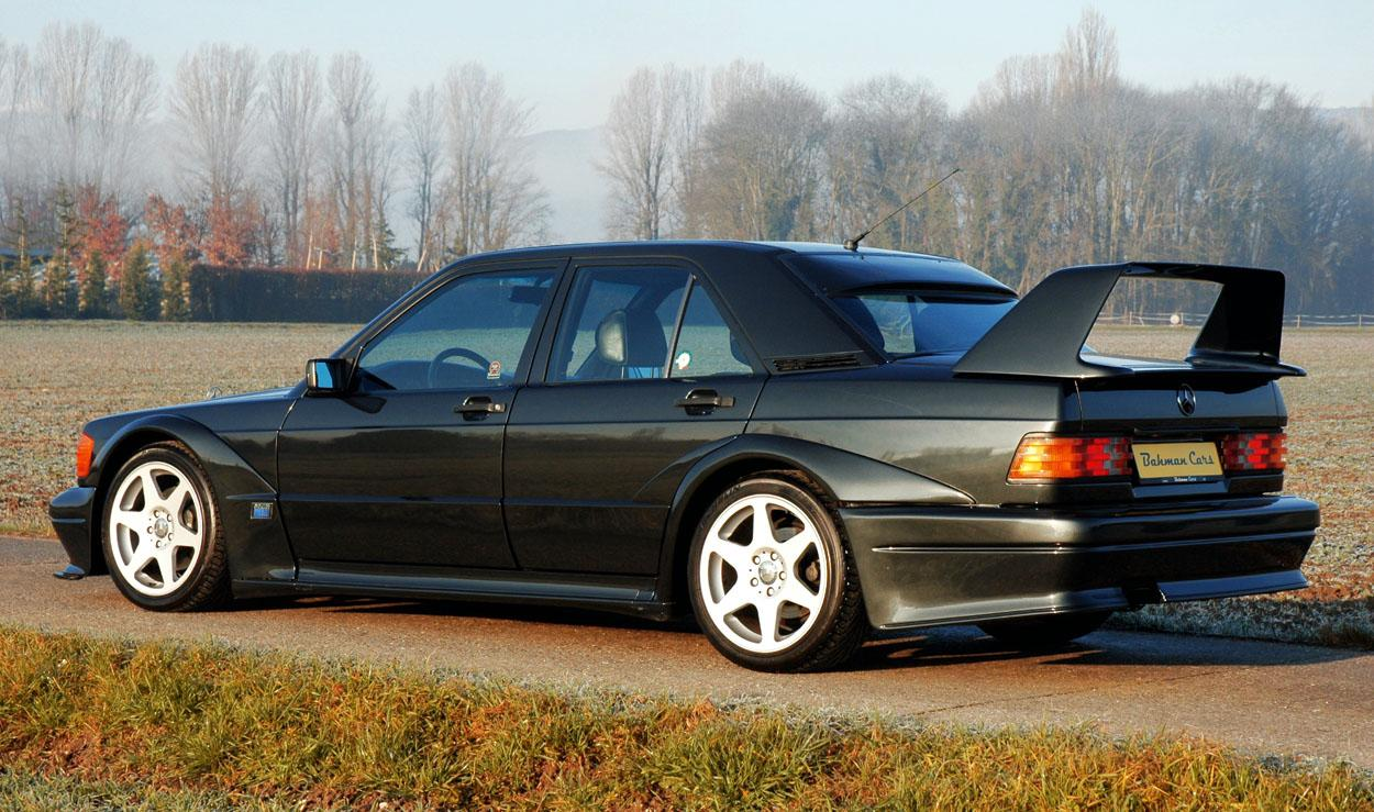 1990 mercedes benz w201 190e 2 5 16 evolution ii benztuning