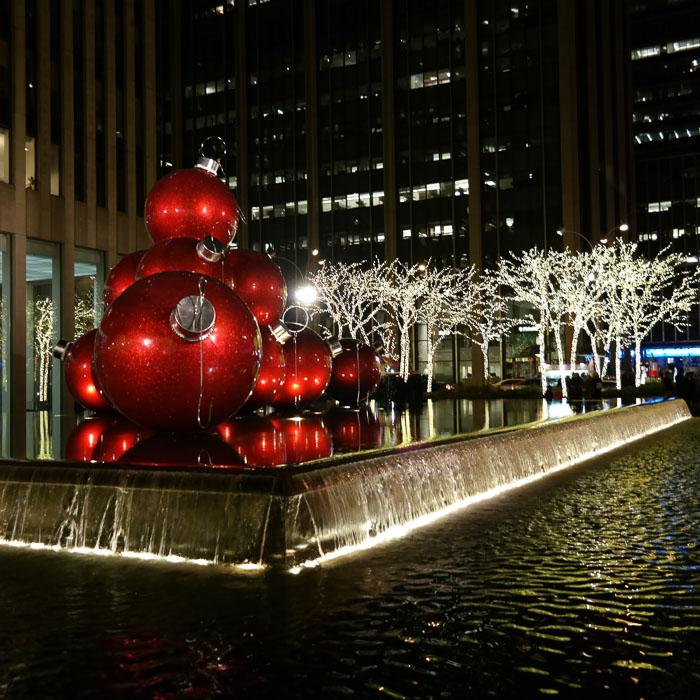 Rockefeller Center - NYC Christmas