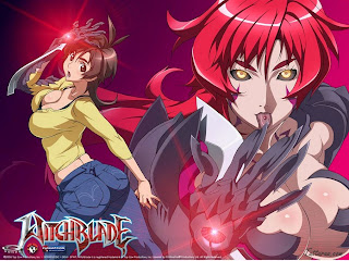 Witchblade BD 1-24 Subtitle Indonesia