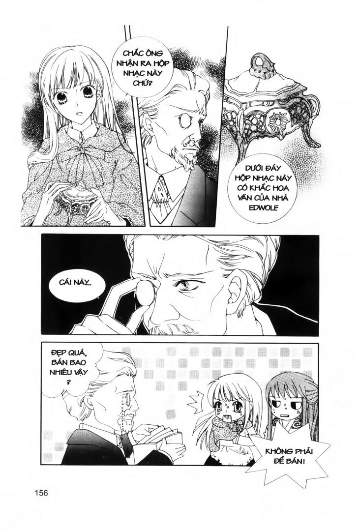 A Kiss For My Prince - Nụ Hôn Hoàng Tử Chapter 10 - Trang 24