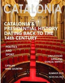 CATALONIA SUMMER 2015