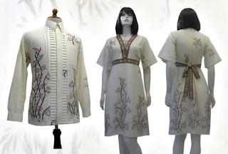 model baju batik terlaris