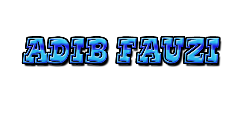 ❂ ADIB FAUZI ❂